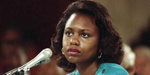 Anita Hill e quell'istinto del branco di umiliare le donne