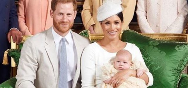 Meghan Markle, dalla bambina alla Duchessa di Sussex in 19 immagini