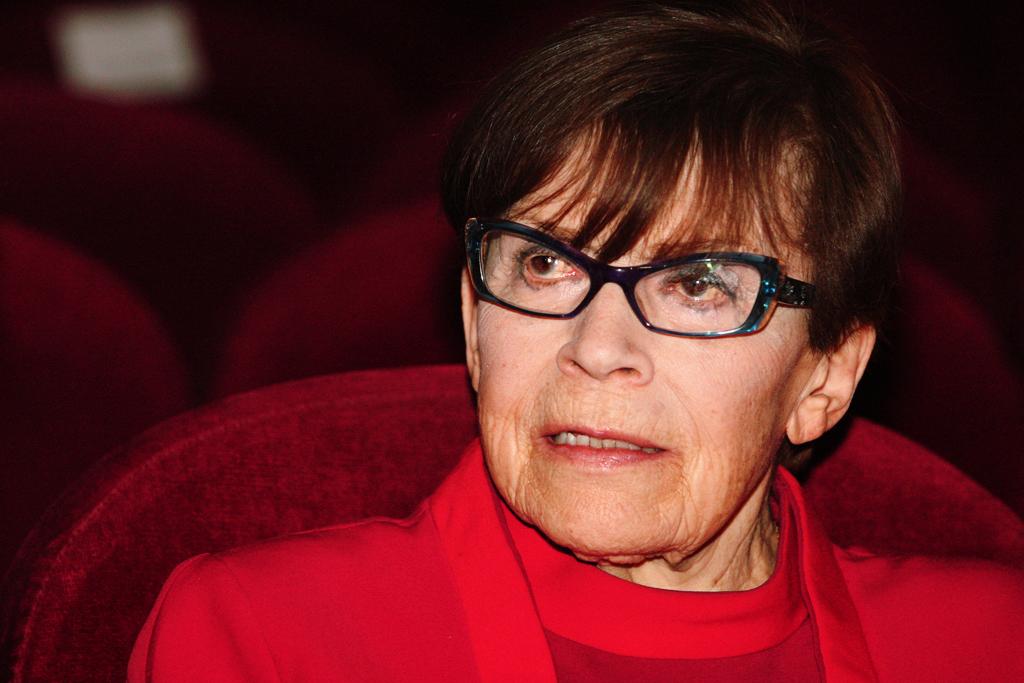 """Immensa Franca Valeri: """"Mi rifiuto di essere una vecchia in attesa della morte"""""""