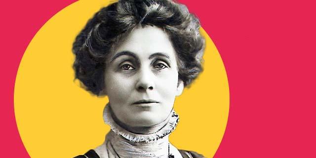 """""""Se solo fossi un maschio"""": le parole del padre a Emmeline Pankhurst"""