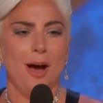 """Il messaggio di coraggio di Lady Gaga: """"se cadete, rialzatevi"""" [VIDEO]"""