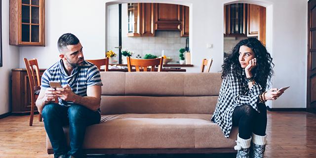 Sildinglife, divorziare con un'app è possibile e permette di non litigare