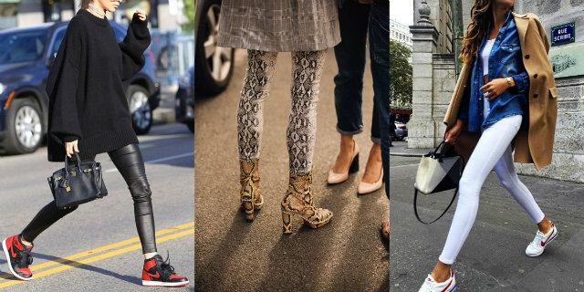 Come abbinare i leggings: consigli pratici e 10 look a cui ispirarsi