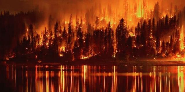 La Siberia brucia: 10 immagini dell'inferno che alcuni non vogliono vedere