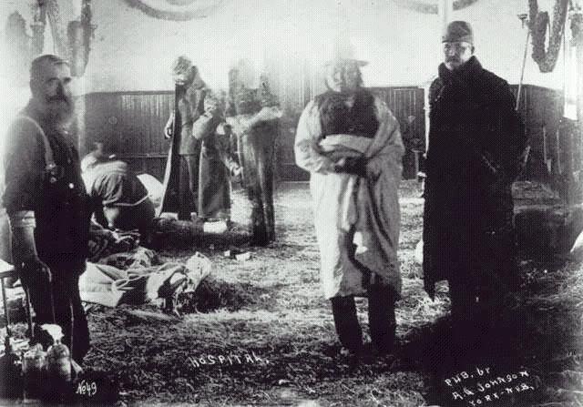 Wounded Knee: quelle centinaia di donne e bambini trucidati sulla sponda del fiume
