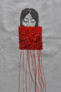 """Questo è """"Il sangue delle donne"""" di tutti i tempi e di tutto il mondo"""