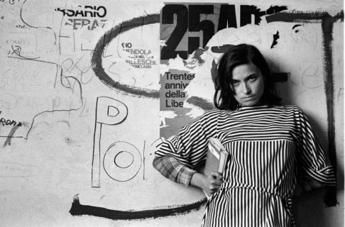Soggetto Nomade, 20 anni di donne libere in 100 foto scandalose