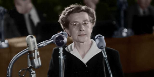 La straziante lettera di Milada Horáková alla figlia prima di essere impiccata