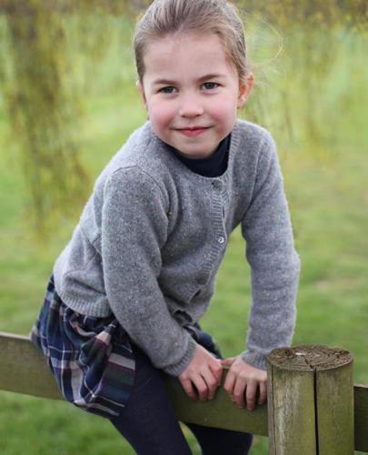 6 regole che la principessa Charlotte dovrà rispettare a scuola