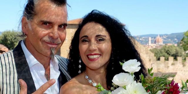 Chi è Gianna Fratta, la moglie di Piero Pelù che fa un lavoro bellissimo