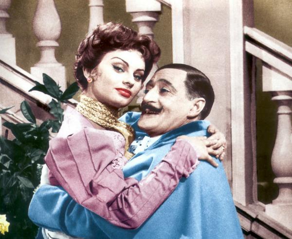 """Sophia Loren, i tre grandi amori della vita di una donna """"tanta"""""""
