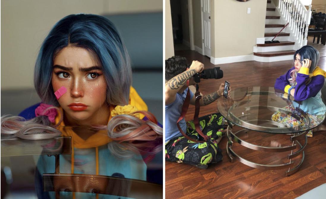La verità nascosta dietro 11 foto perfette per Instagram
