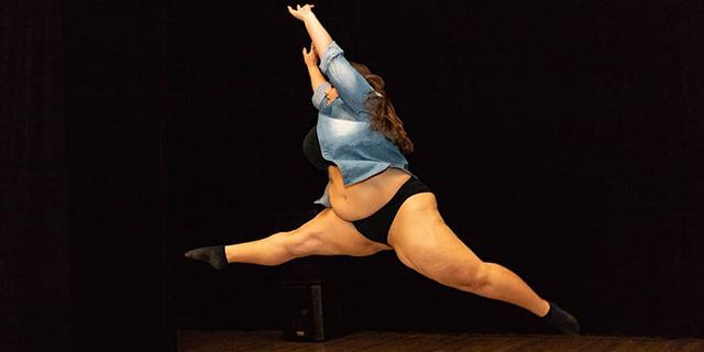 """""""Ho smesso di fare la guerra al mio corpo"""": parola di Julia, ballerina plus-size"""