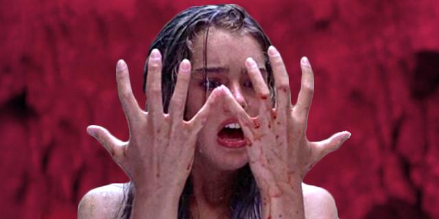 """12 scene horror e """"sanguinanti"""" di mestruazioni al cinema"""