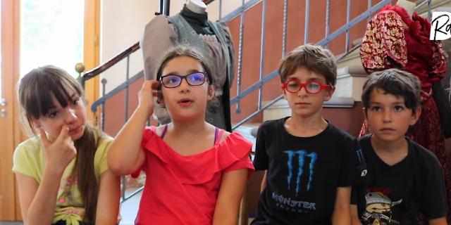 Nonni e nipoti: un legame speciale [VIDEO]