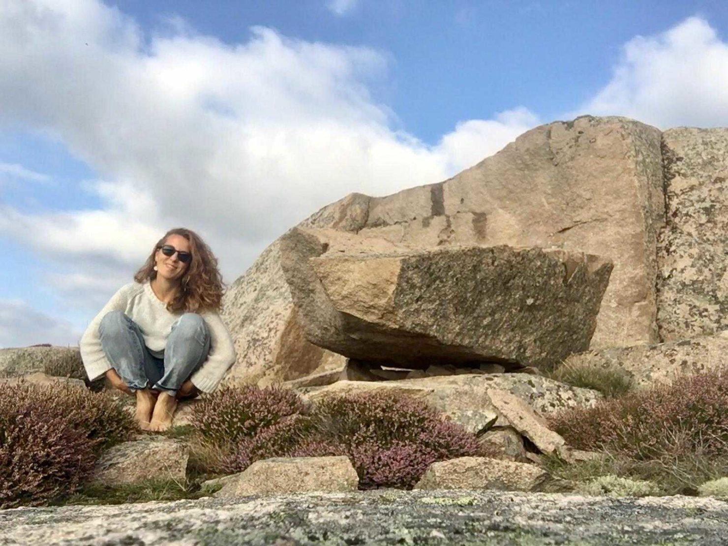 'Una donna che viaggia deve superare molti ostacoli, alcuni dentro di lei'