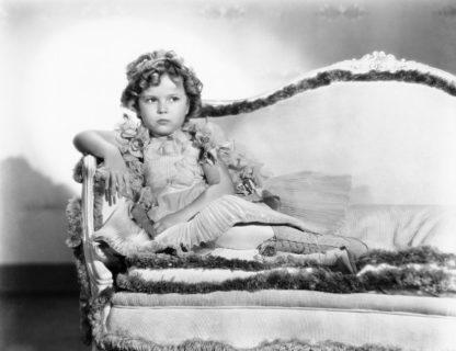 Shirley Temple, la bimba dai riccioli d'oro che eccitava gli spettatori