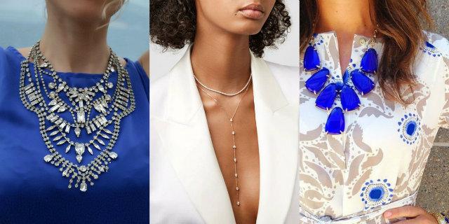 abbinare gioielli ai vestiti