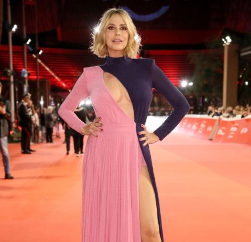 Festival del cinema di Roma: la versione super sexy di Roshelle e quella naturale di Andrea Delogu