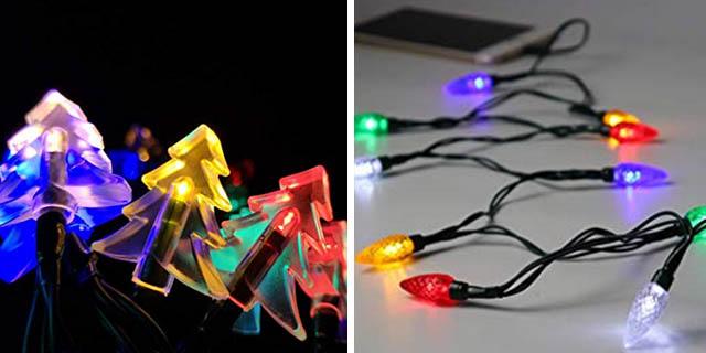 Il caricabatterie con lucine e 15 gadget natalizi per veri Christmas lover