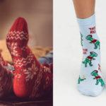Calze natalizie: sexy o funny, 12 modelli da regalare o regalarsi