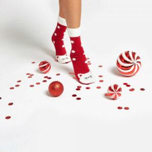 calze natalizie