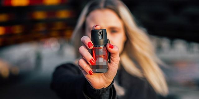 Spray al peperoncino: è legale e può essere fatale? Tutto quello che devi sapere