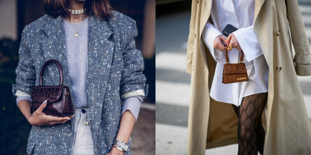 Mini bag, l'ossessione fashion del momento: storia, abbinamenti e tendenze