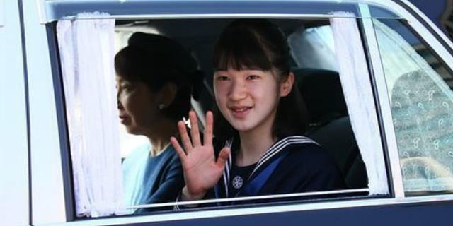 Aiko, la principessa triste che potrebbe splendere nonostante chi non la vuole