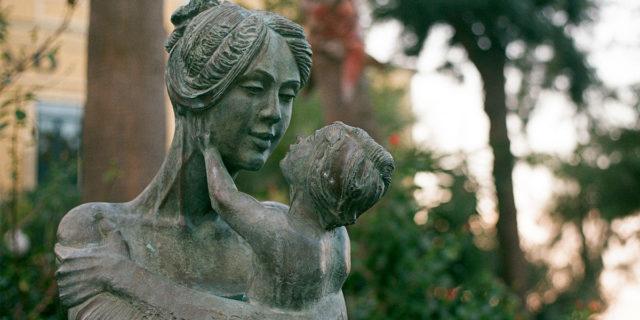 Giardino degli Angeli: il cimitero dei feti abortiti