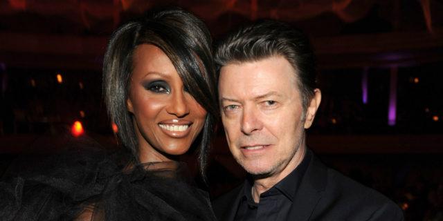 """David Bowie e l'incredibile storia d'amore con Iman: """"Nessun altro dopo di lui"""""""