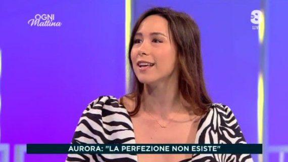 """""""Quel 'Tua mamma è più bella di te' mi ha segnato"""": lo sfogo di Aurora Ramazzotti"""