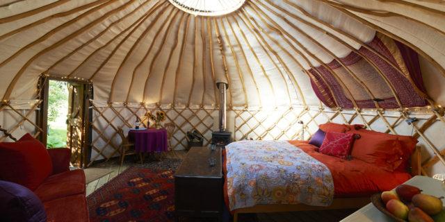 Glamping: 10 campeggi glamour da provare in Italia (e non)