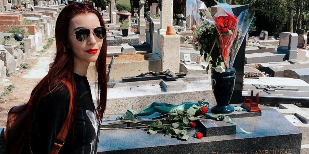 Chrysta Bell, il Movimento per una Morte Positiva e il cimitero ereditato da papà