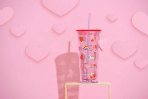 La collezione di San Valentino di Starbucks che ti farà innamorare