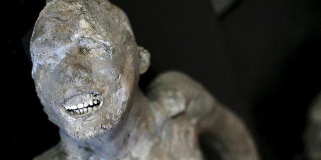 Come sono morti davvero gli abitanti di Pompei ed Ercolano?