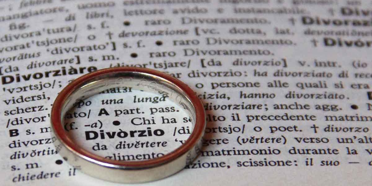 divorzio in italia