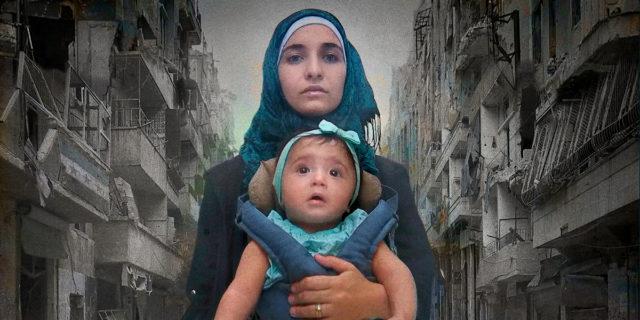 """""""Alla mia piccola Sama"""": la scelta di dare la vita in tempo di guerra"""