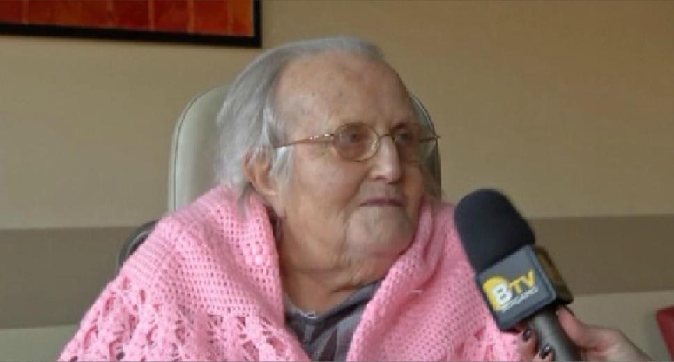 """Addio a Pierina Vitali, onore alla """"biondina"""" che, torturata, non tradì"""