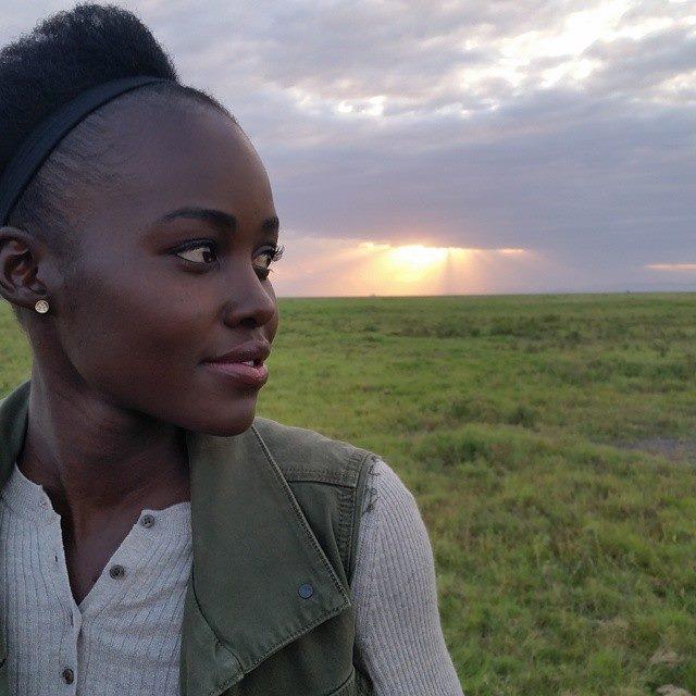 Lupita Nyong'o, storia di una bambina che voleva la pelle chiara