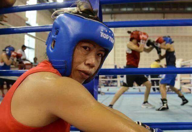 """Mary Kom, a pugni contro i """"se la boxe ti rovina il viso, poi chi ti sposa?"""""""