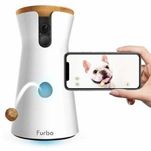 Furbo videocamera per Cani