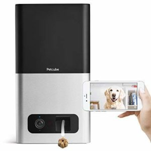 Petcube Bites monitor e dispenser