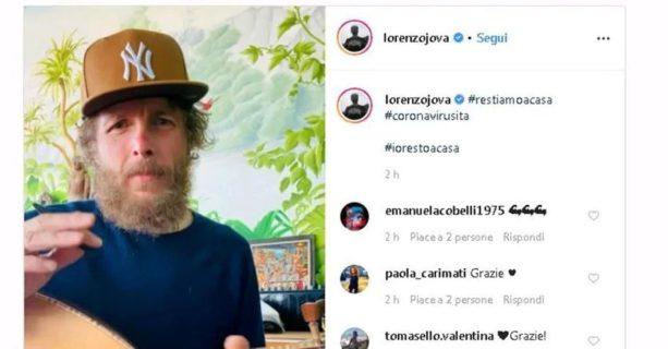 Da Giuliano Sangiorgi a Fiorello: i vip uniti per combattere il Coronavirus