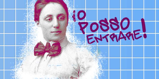 """""""Siamo in università, non in un bagno!"""": come Emmy Noether divenne un genio"""
