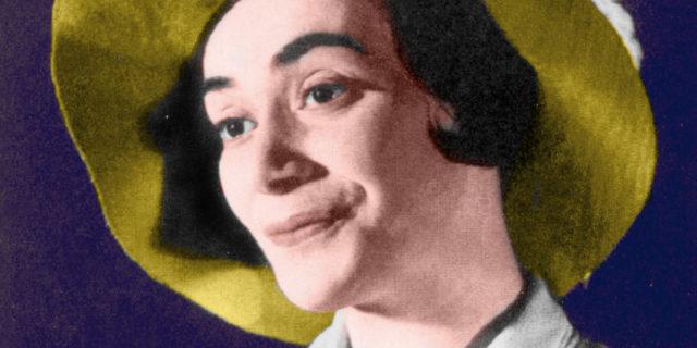 Il successo di Dora Gerson che non salvò né lei né i suoi bambini di 3 e 6 anni