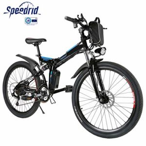 Speedrid Mountain Bike Pieghevole
