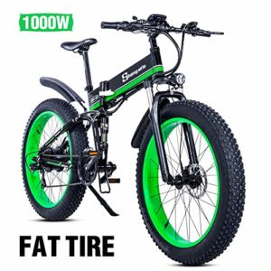 Fat tire Shengmilo-MX01 E-bike