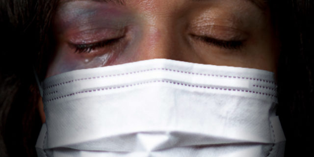 Il Coronavirus ha chiuso in casa le donne con i loro aguzzini