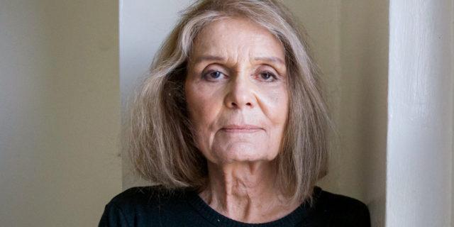 """""""Ho abortito"""": le parole di Gloria Steinem"""